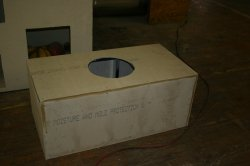 Unfinished Fire Pit Enclosures