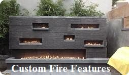 Custom Fire Features