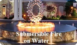 Submersible Fire On Water